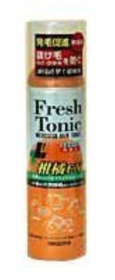 植生することになっている平均薬用育毛フレッシュトニック柑橘EX 【医薬部外品】