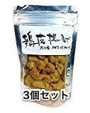 湯布院おいしい堂 鶏皮揚げ 大分産柚子胡椒味 50g×3