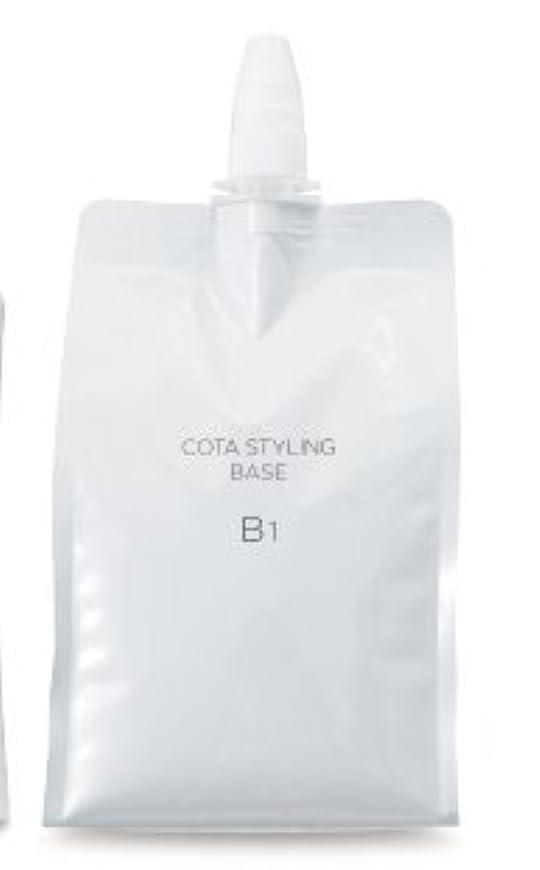 汚物配置用心するコタ スタイリング ベース B1 1000ml