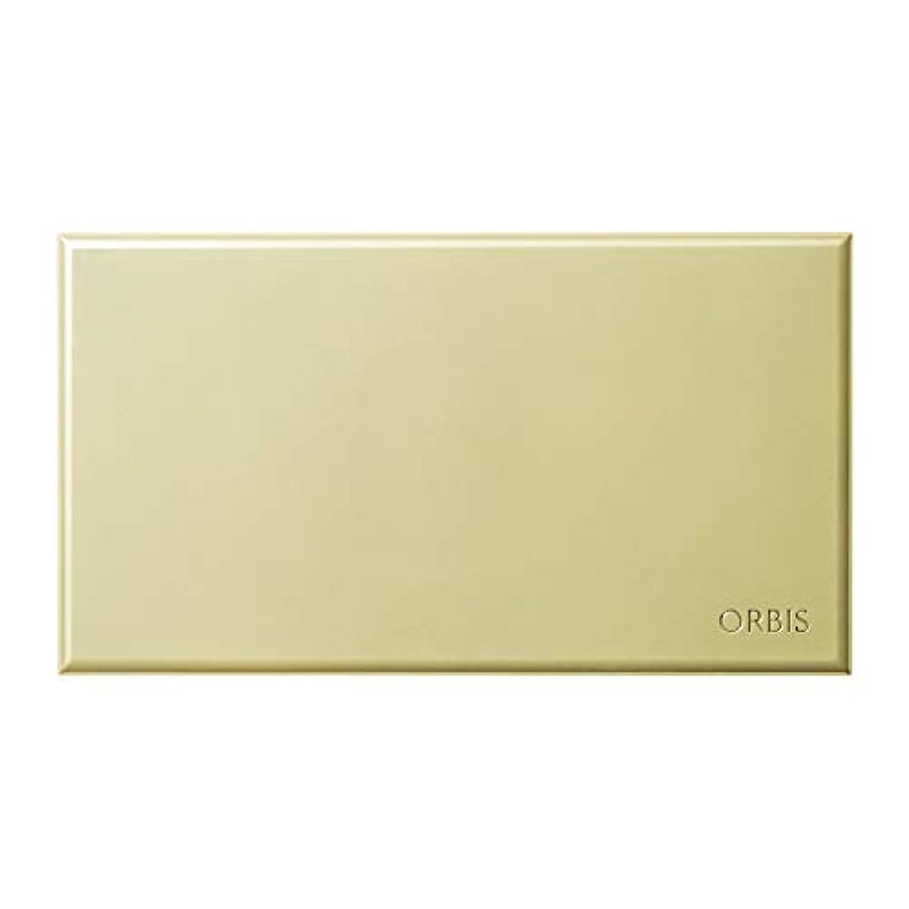チャネル麻酔薬医療過誤オルビス(ORBIS) カシミアフィットファンデーション 別売りケース