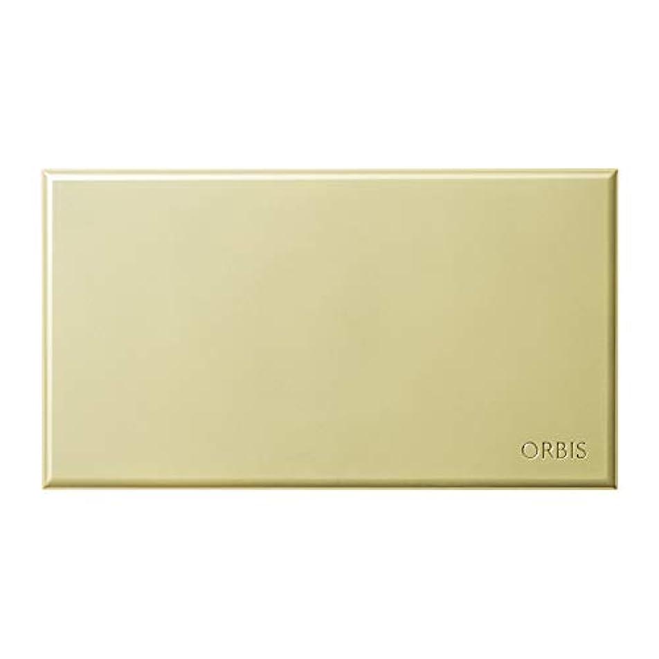 立法ケープ電報オルビス(ORBIS) カシミアフィットファンデーション 別売りケース
