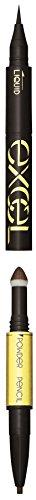 『エクセル パーフェクトアイライナー N PL01 ブラック』の2枚目の画像