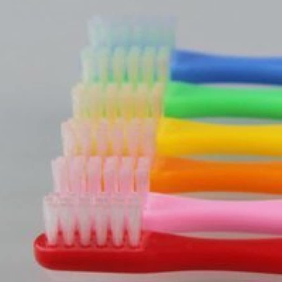 ウォルターカニンガム閉じ込めるプロフィールサムフレンド 歯ブラシ #10(乳歯~6才向け) 6本 ※お色は当店お任せです