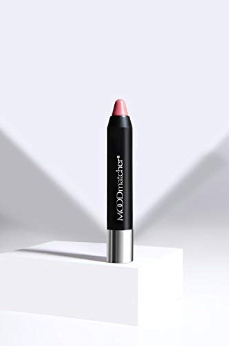 表向き九月ハプニングセラ ム-ドマッチャ-ツイストスティック ピンク 口紅 W26xHx150xDx26mm