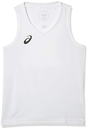 [アシックス] トレーニングウエア ノースリーブシャツ XA6236 [ジュニア] ボーイズ