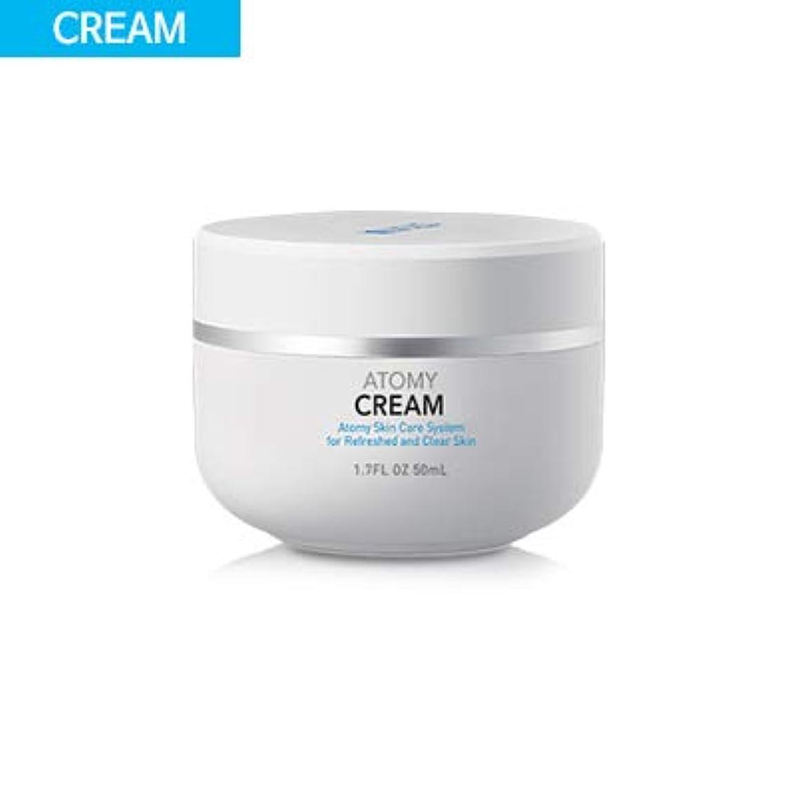 恩赦挽く銀[ATOM美] Cream (栄養クリーム) 50ml