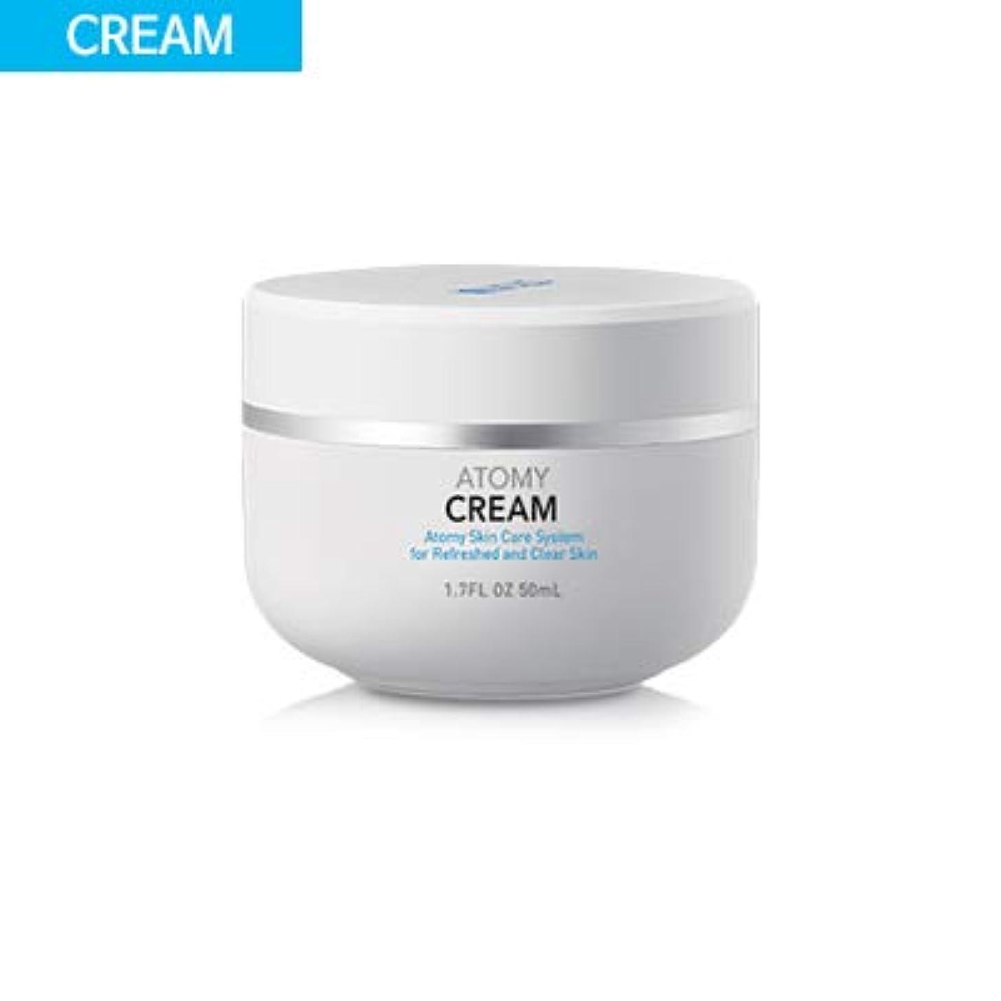 プラグ宿る再編成する[ATOM美] Cream (栄養クリーム) 50ml