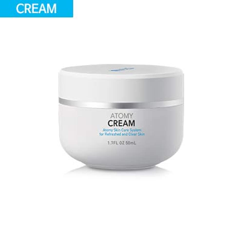 下手ハウジング金曜日[ATOM美] Cream (栄養クリーム) 50ml