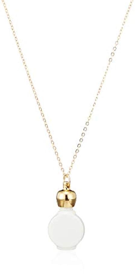 ヒロセアトマイザー 1cc アロマペンダント密閉栓タイプ 12080P ホワイト (ゴールド タイコ ホワイト)