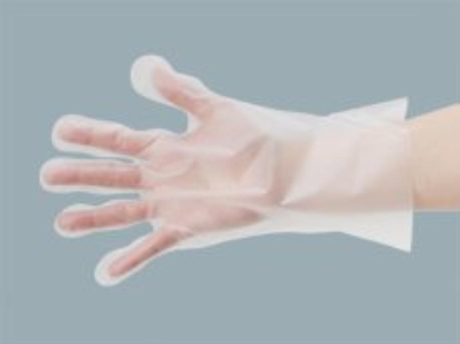 月面抜粋日エクセレントポリエチレン手袋M 200枚入 内エンボス