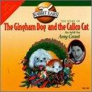 Gringham Dog & Calico Cat
