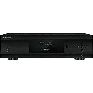 OPPO UDP-205 [ブルーレイディスクプレーヤー(Ultra HD 4K対応)]