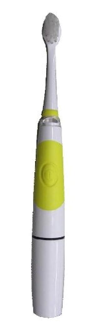 権利を与える日帰り旅行に効率的にヤザワ 子供用電動歯ブラシ LED内蔵 オートオフ機能付 KIDS11YL
