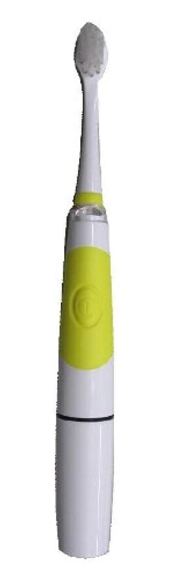 筋パワーセル道路ヤザワ 子供用電動歯ブラシ LED内蔵 オートオフ機能付 KIDS11YL
