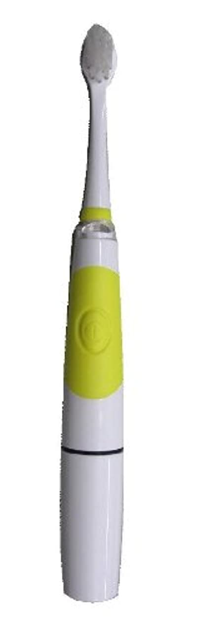 火星に変わるクラシカルヤザワ 子供用電動歯ブラシ LED内蔵 オートオフ機能付 KIDS11YL