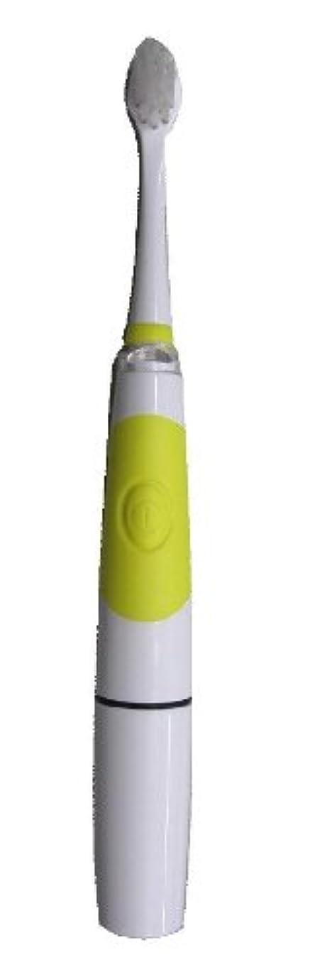 バイオリンだますオーロックヤザワ 子供用電動歯ブラシ LED内蔵 オートオフ機能付 KIDS11YL