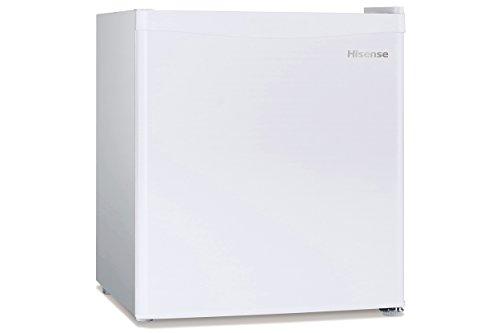 ハイセンス 42L直冷式冷蔵庫 白 HR-A42JW