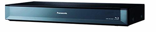 パナソニック 4TB 7チューナー ブルーレイレコーダー 全録 6チャンネル同時録画 4Kアップコンバート対応 ブラック 全自動 DIGA DMR-BRX4000