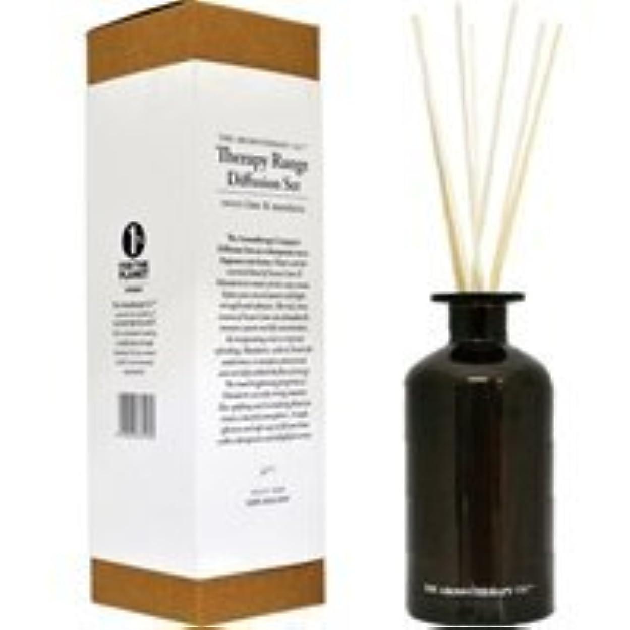 種をまく思いつく繊維Therapy Range セラピーレンジ メディシンボトル ディフュージョンスティック 250ml スイートライム&マンダリン Sweet Lime & Mandarin アロマセラピーカンパニー