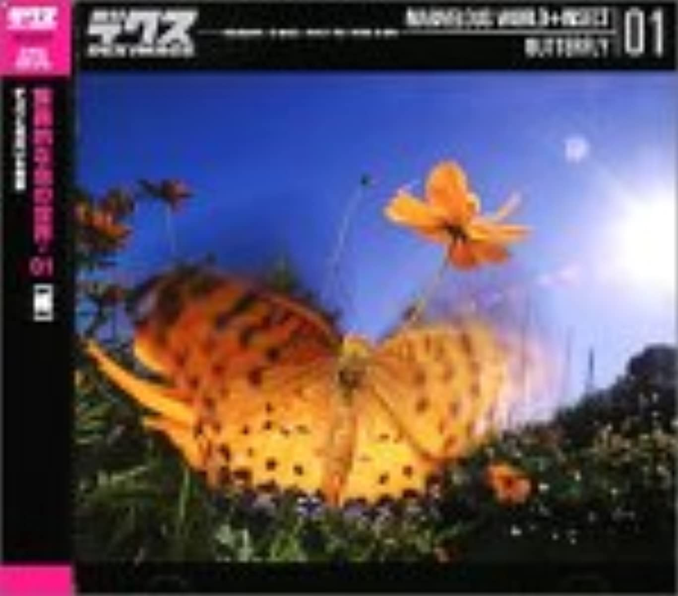 ペースクリップ間驚異的な虫の世界 01 蝶
