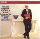 Mozart: Symphonies No.28 & 36