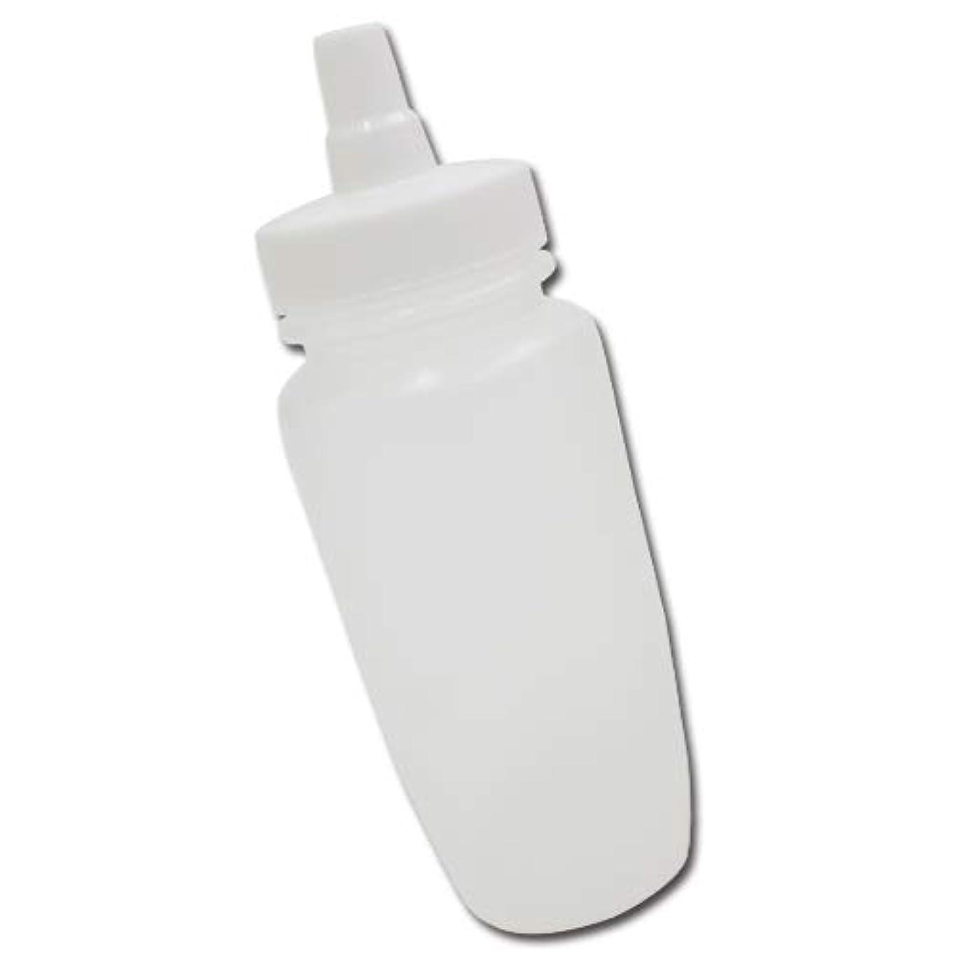 確認してください長々とつぶすはちみつ容器180ml(ホワイトキャップ)│業務用ローションや調味料の小分けに詰め替え用ハチミツ容器(蜂蜜容器)はちみつボトル