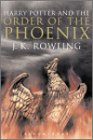 Harry Potter and the Order of the Phoenix (UK) (Paper) (5) Adult Edition