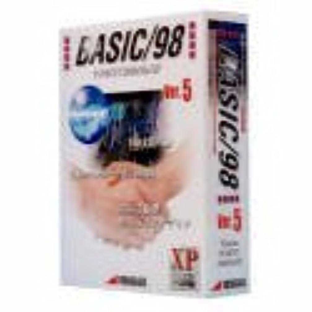 面不振モディッシュBASIC/98 Ver.5