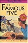 Five Have A Mystery To Solve: Book 20 (Famous Five)