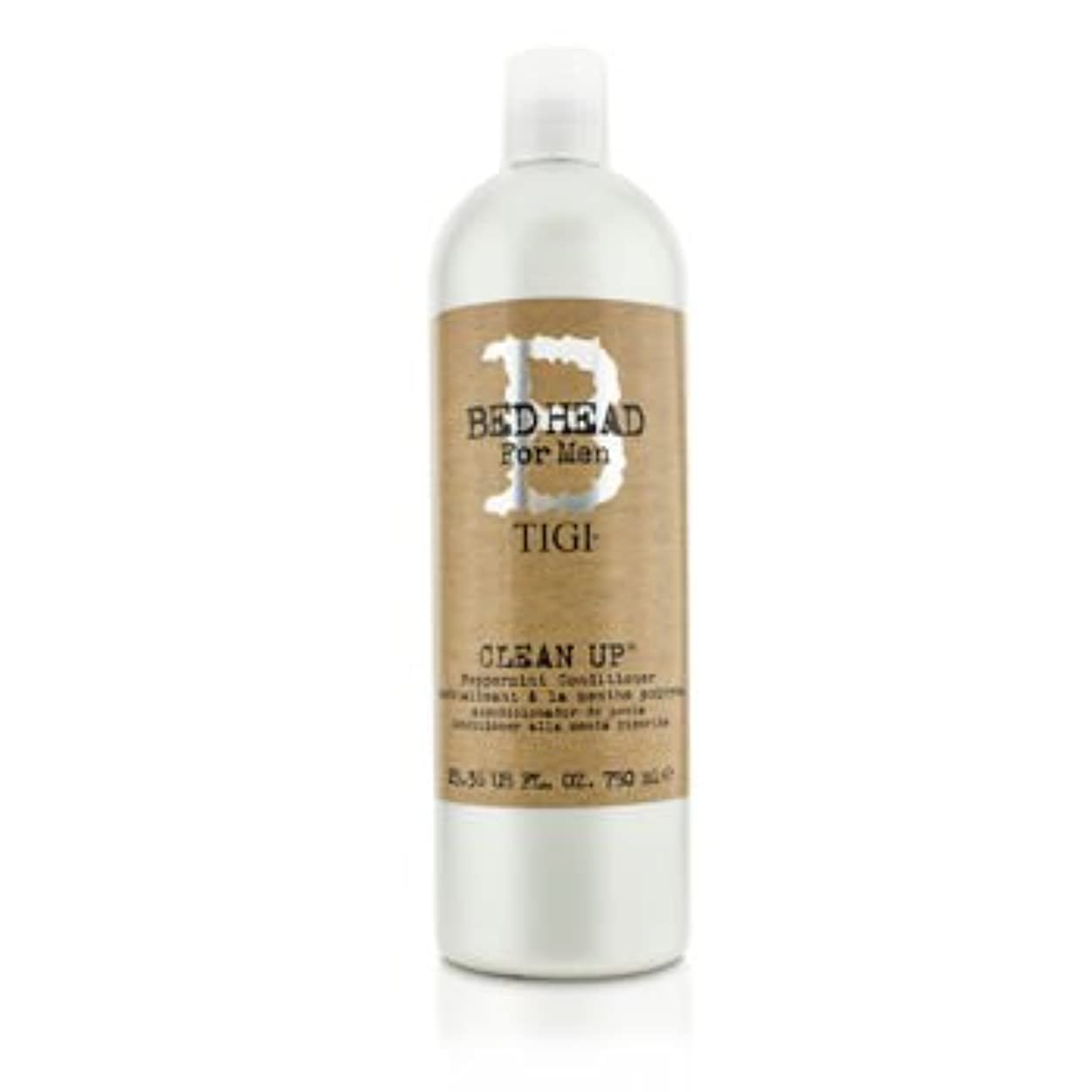 父方のバーゲンライオン[Tigi] Bed Head B For Men Clean Up Peppermint Conditioner 750ml/25.36oz