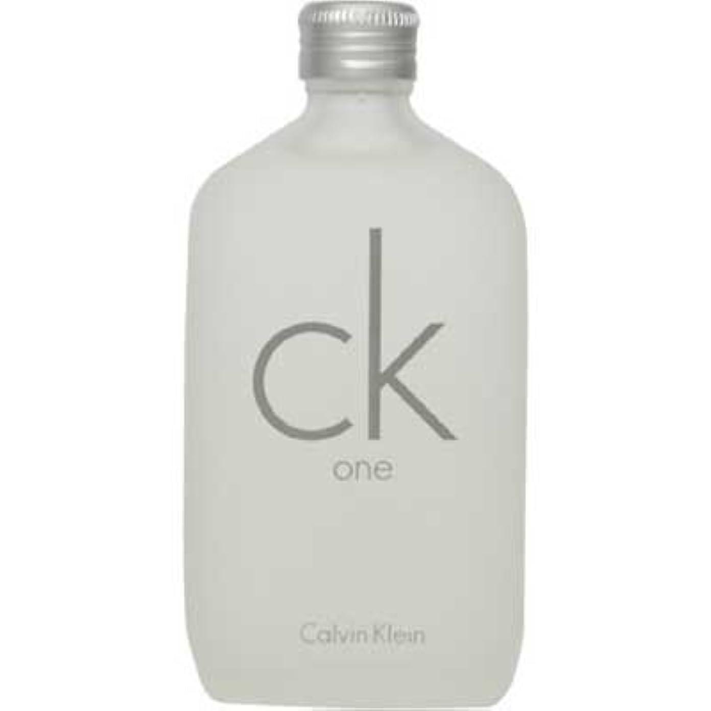 オズワルド同種の密ck Calvin Klein シーケーワン 100ml EDT [107407/125014] [並行輸入品]