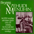 Young Menuhin: The Early Hmv Recordings
