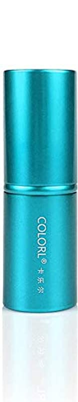 エッセイフロンティアメールCOLORL メイクブラシ 1本 化粧ブラシ 化粧筆 ファンデーションブラシ フェイスブラシ パウダーブラシ 多機能 レイクブルー