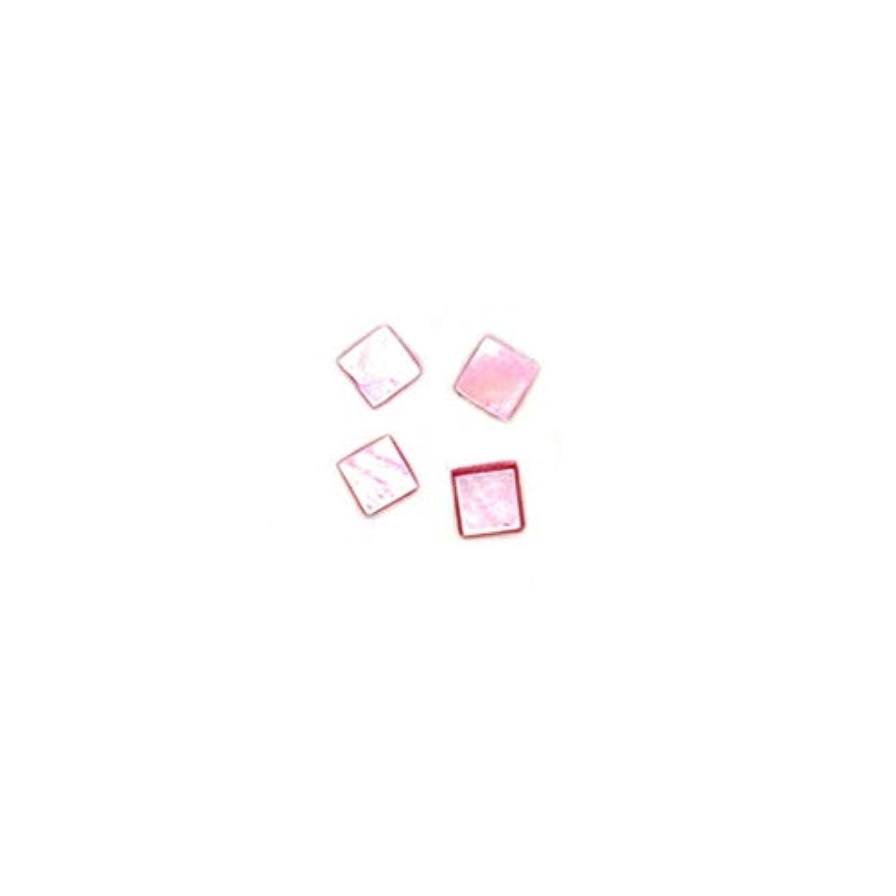 彼らの印象昼食irogel イロジェル ネイルアート カラーシェルプレート シェルパーツ 【タイプA ピンク】