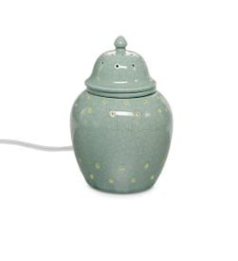 ルート会社番目Electric Fragrance Candle Warmer by Partylite ( Ginger Jarアロマ)