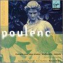 Poulenc;Aubade/Sinfonietta