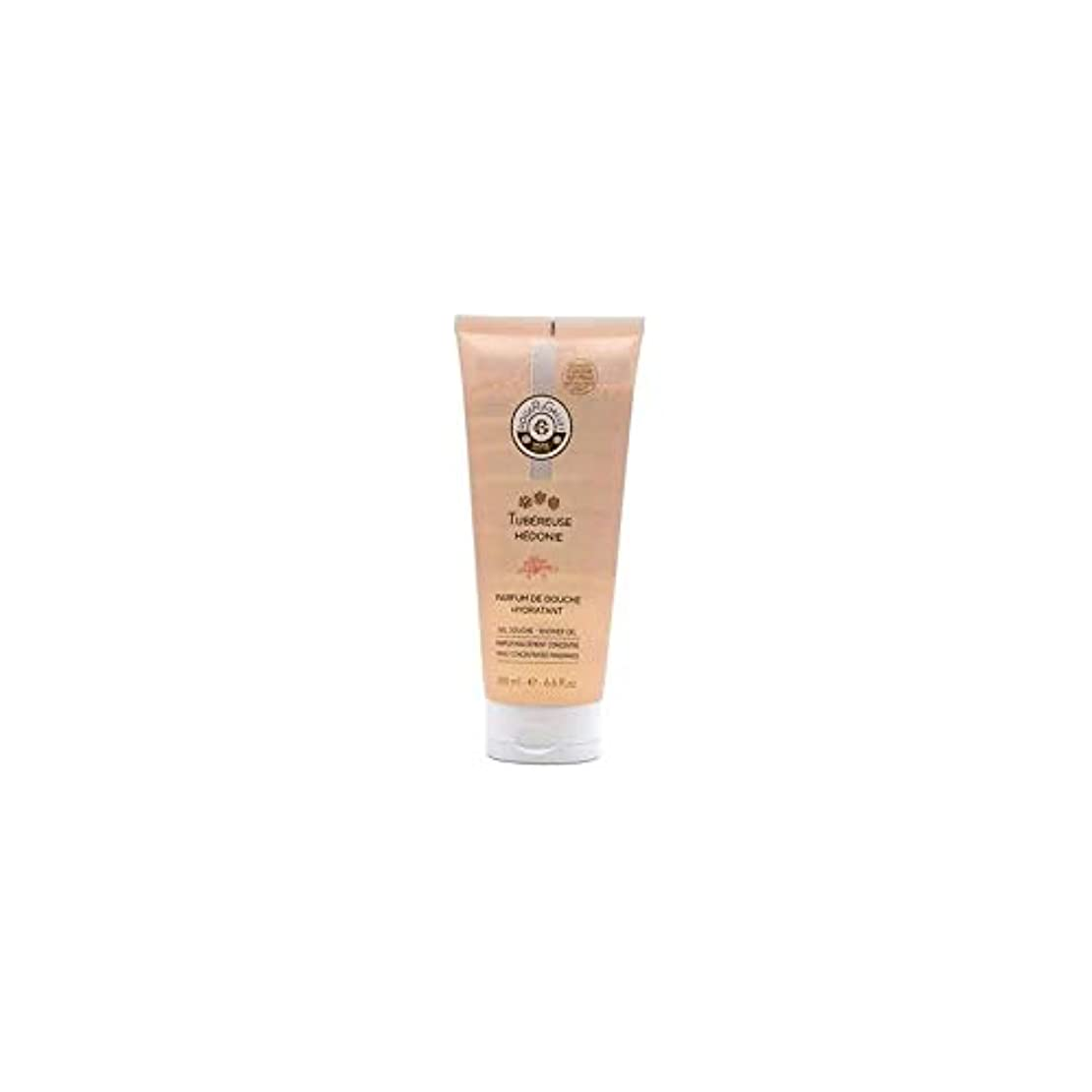 戦艦形許容[Roger & Gallet] ロジャー&GalletのTubereuse Hedonieシャワージェル200Ml - Roger & Gallet Tubereuse Hedonie Shower Gel 200ml...