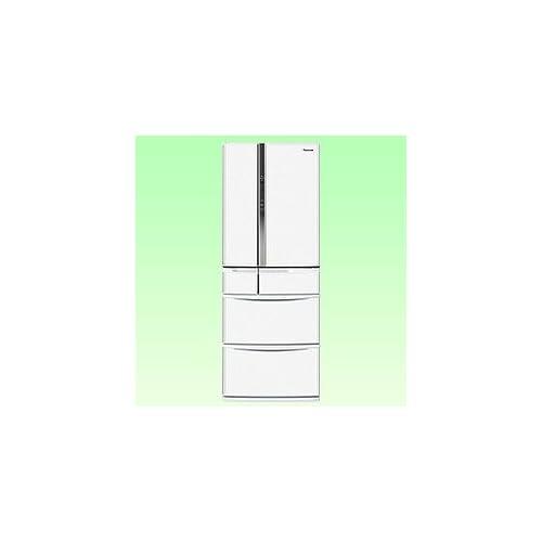 パナソニック 455L 6ドア冷蔵庫(ハーモニーホワイト)Panasonic エコナビ NR-FTF468-W