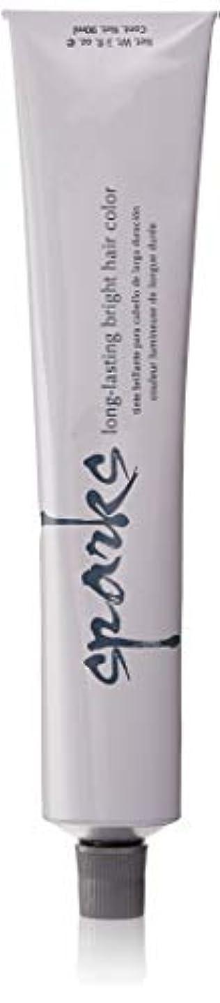 山積みのフロンティア化合物SPARKS ロングラスティング明るいヘアカラー - レッドベルベット3オズ。 (2パック)