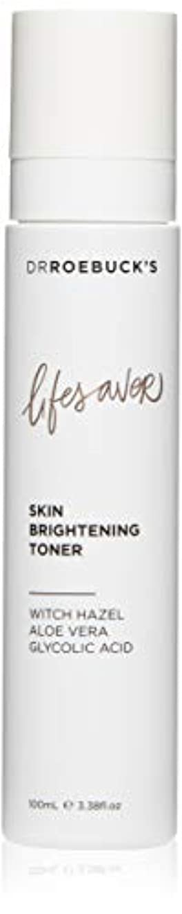 仕方開始大工DR ROEBUCK'S Lifesaver Skin Brightening Toner(100ml)