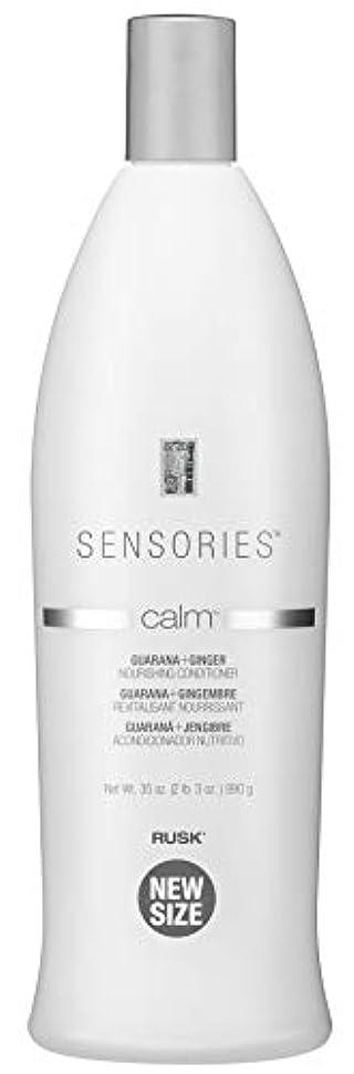 枕誠実アジテーションSensories Calm Guarana and Ginger Conditioner