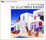 マックナイト作品集 The Art of THOMAS McKNIGHT