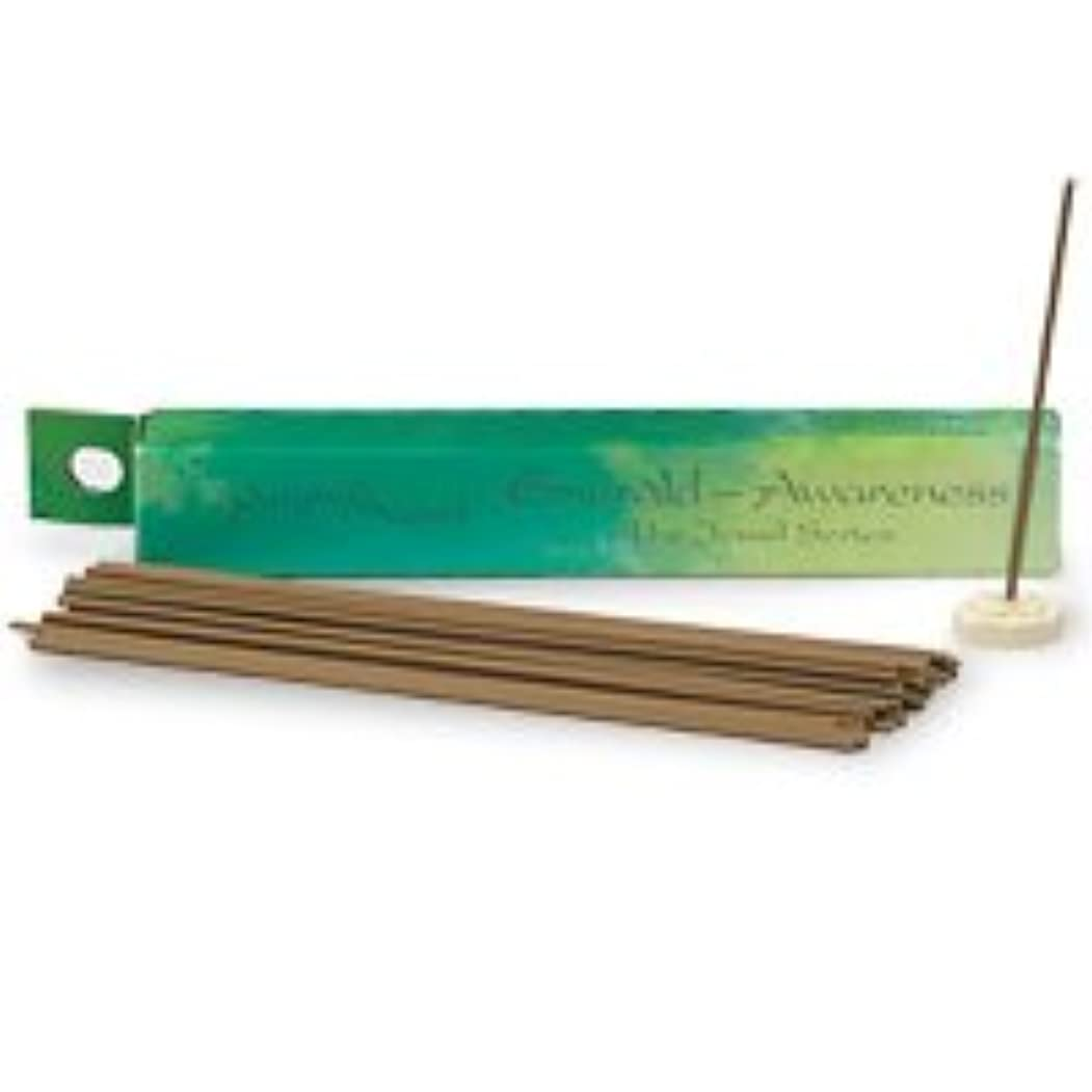 マーキング測る内向きShoyeido's Emerald Incense 30 sticks