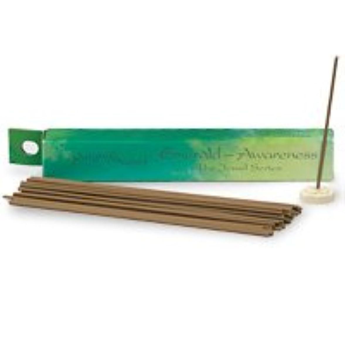 安らぎからに変化するインターネットShoyeido's Emerald Incense 30 sticks