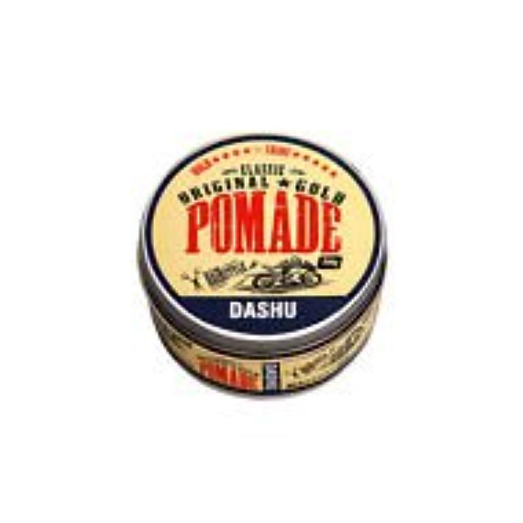 ビルおなじみの寄託[DASHU] ダシュ クラシックオリジナルゴールドポマードヘアワックス Classic Original Gold Pomade Hair Wax 100ml / 韓国製 . 韓国直送品