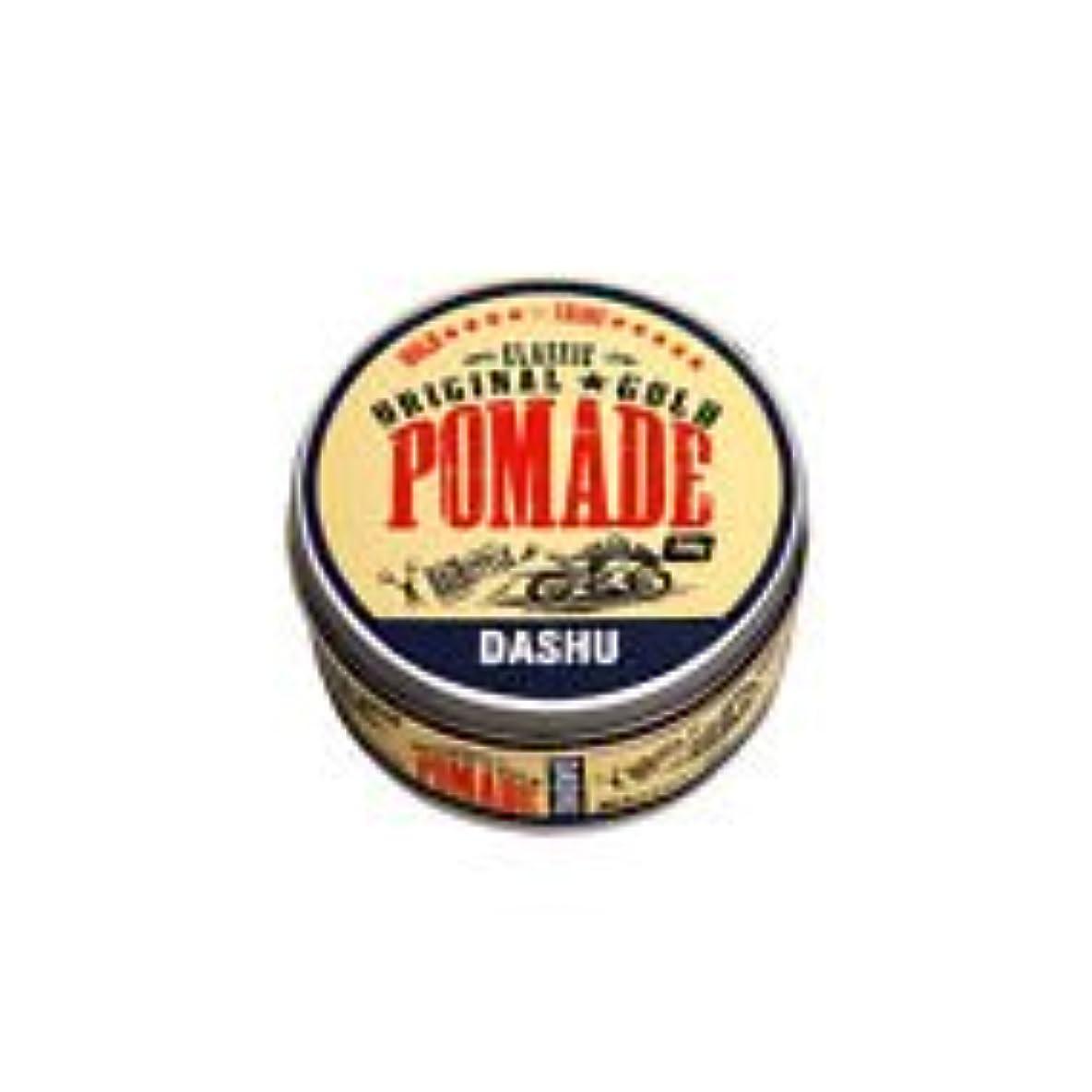 考えるグラディスから[DASHU] ダシュ クラシックオリジナルゴールドポマードヘアワックス Classic Original Gold Pomade Hair Wax 100ml / 韓国製 . 韓国直送品