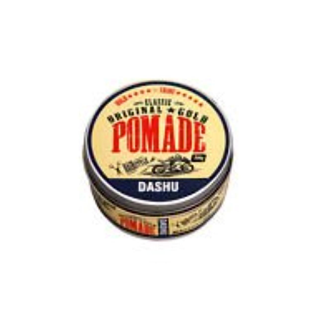 一掃するブルーベル思春期の[DASHU] ダシュ クラシックオリジナルゴールドポマードヘアワックス Classic Original Gold Pomade Hair Wax 100ml / 韓国製 . 韓国直送品