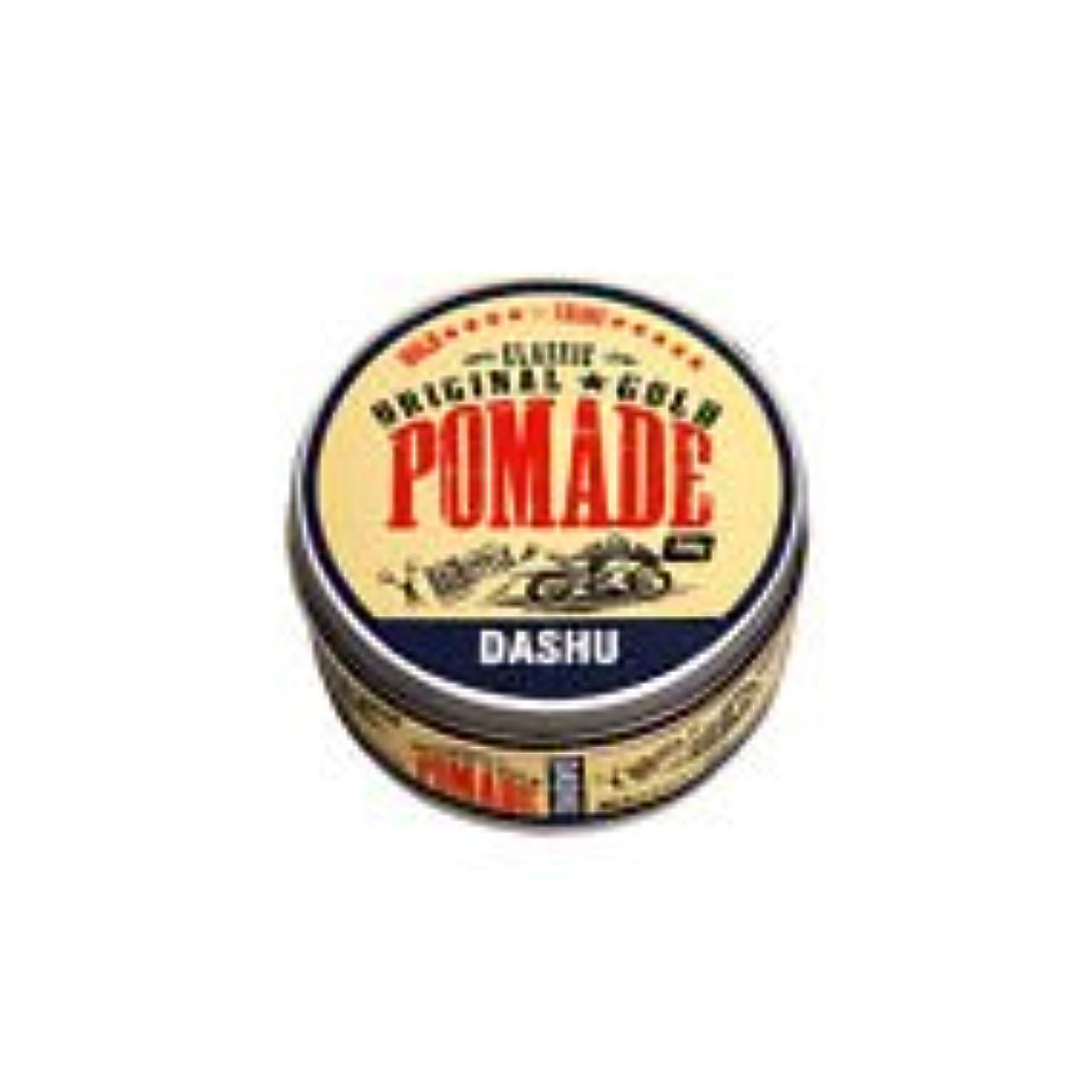 剣ましい保証[DASHU] ダシュ クラシックオリジナルゴールドポマードヘアワックス Classic Original Gold Pomade Hair Wax 100ml / 韓国製 . 韓国直送品