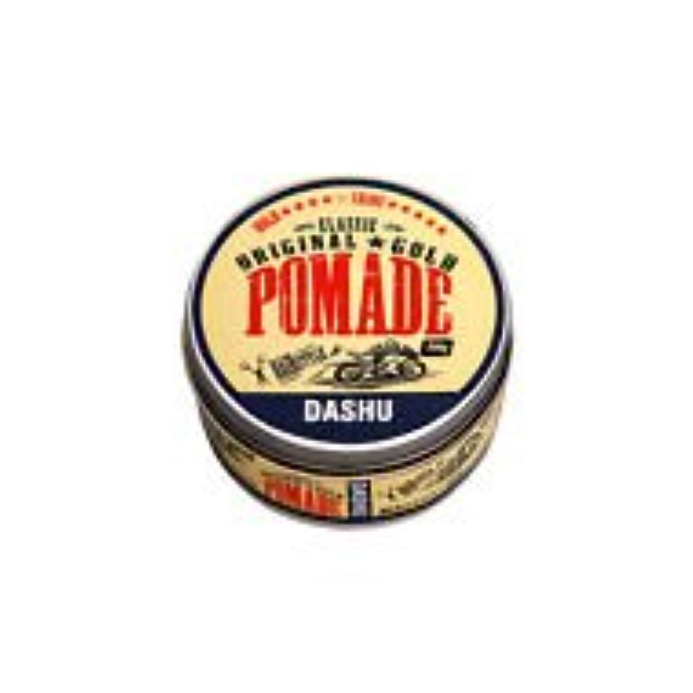 禁止バングラデシュ十分な[DASHU] ダシュ クラシックオリジナルゴールドポマードヘアワックス Classic Original Gold Pomade Hair Wax 100ml / 韓国製 . 韓国直送品