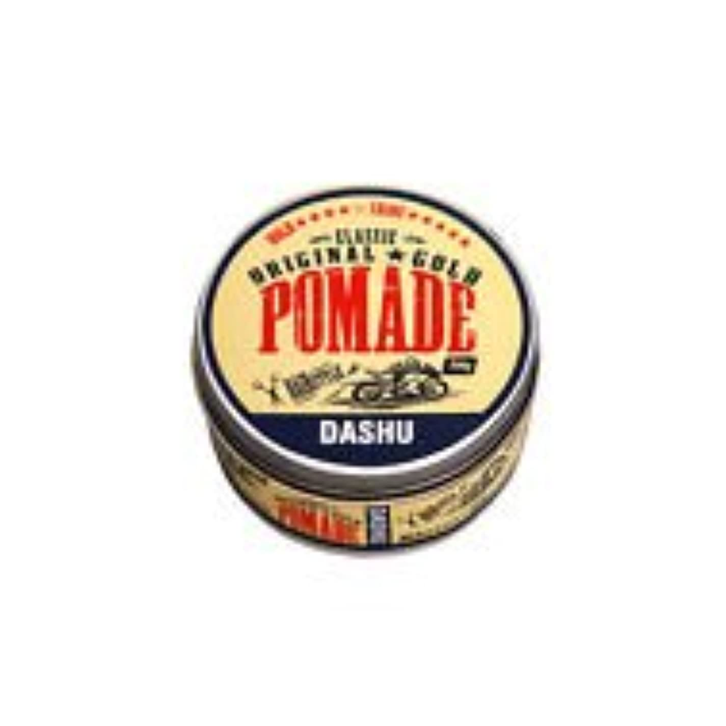 [DASHU] ダシュ クラシックオリジナルゴールドポマードヘアワックス Classic Original Gold Pomade Hair Wax 100ml / 韓国製 . 韓国直送品